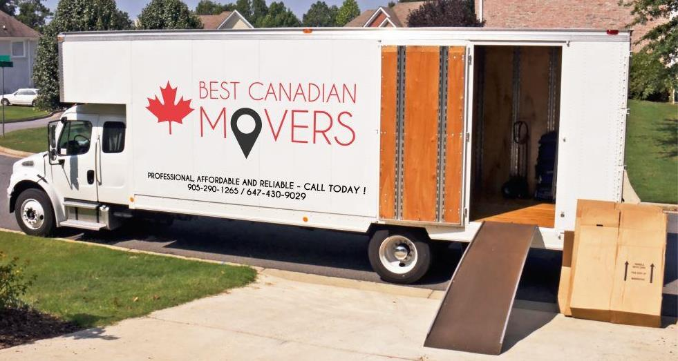 moving company in Mississauga