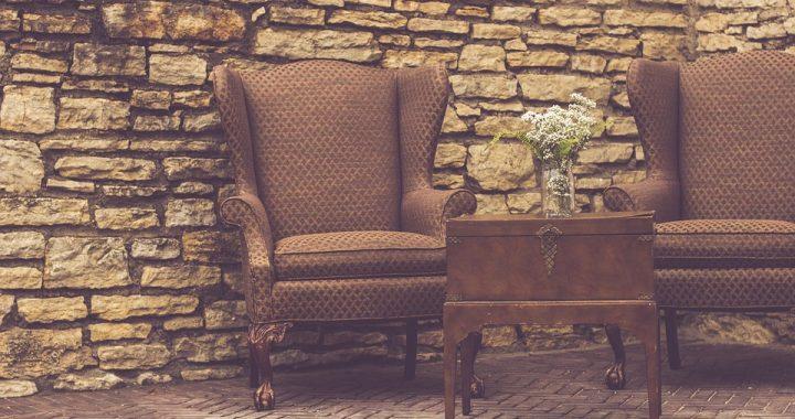 antique furniture storage